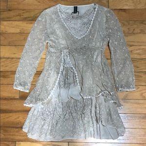 Sacred Threads Lace Dress